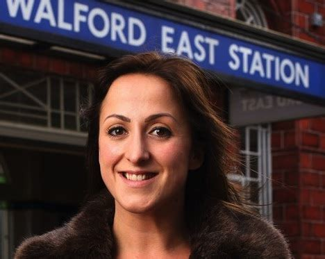 Natalie Cassidy returns to Eastenders | Harvey Voices
