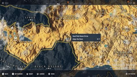 Assassins Creed Origins Map Locations - Maping Resources