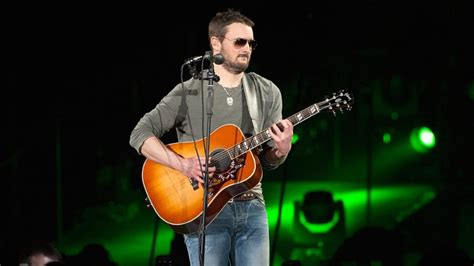 Eric Church Plays Rare Solo Arena Show - Rolling Stone
