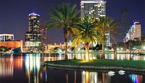Travel To Orlando For A Perfect Night