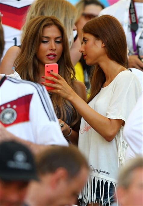 World Cup 2014 final: Germany vs Argentina, meet the WAGs