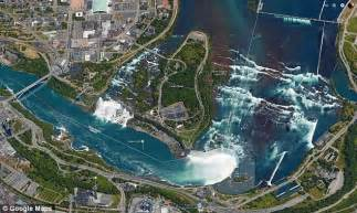 US side of Niagara falls could be temporarily emptied