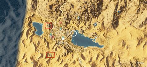 All 19 Tomb Locations and Map – Assassin's Creed Origins