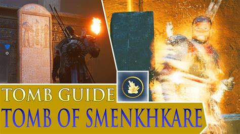 Assassin's Creed: Origins - Tomb of Smenkhkare Guide (11
