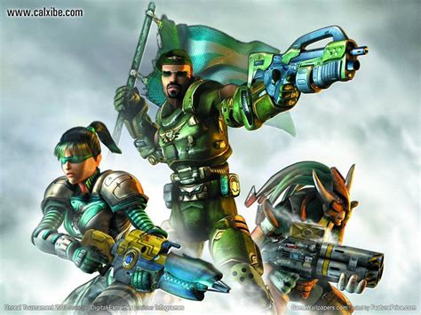 Games: Unreal Tournament 2003, picture nr