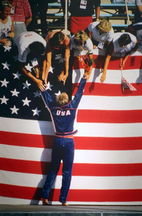 Olympics in Los Angeles   1985 Pulitzer Prize, Spot News