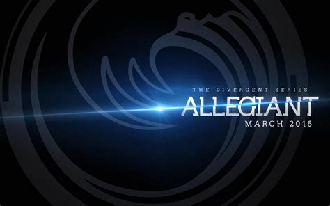 The Divergent Series Allegiant 2016 Wallpapers   HD