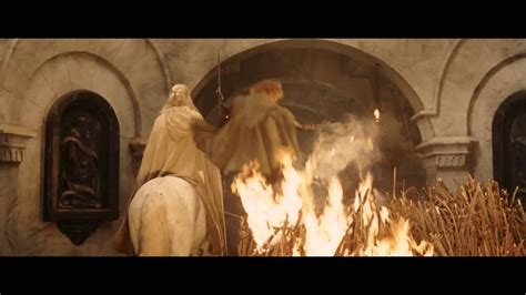 The Lord of the Rings - The Death of Denethor (Extended