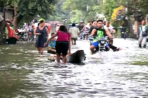 Butuan floods displace at least 300 families | ABS-CBN News