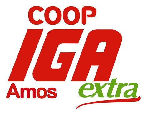Nous joindre • Coop IGA Extra Amos et Coop IGA-Ouest