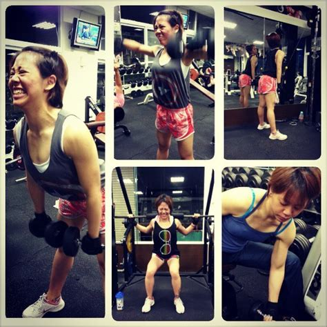 Asian Female Sports and Fitness