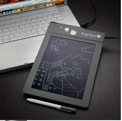 Paper-Inspired Writing Tablets : Boogie Board Rip Tablet