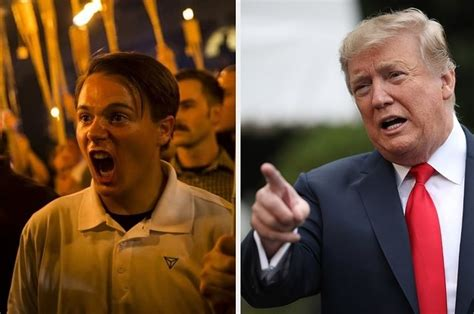 Trump Defended The Charlottesville White Supremacists — Again