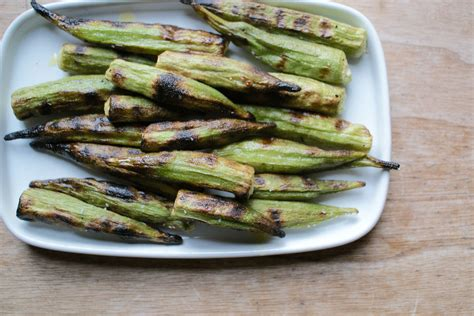 How to Grill Okra (With Recipe)