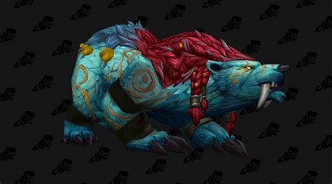 Troll druid with claws of ursoc picture : wow
