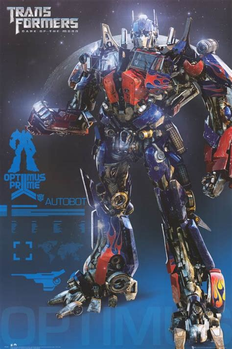 Transformers: Dark of the Moon movie posters at movie
