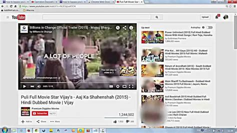 """How to disable Youtube video ads with """"adblock plus"""