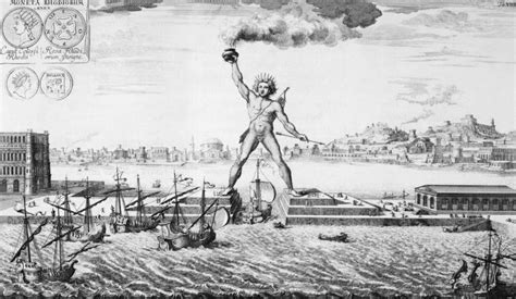 The Colossus Of Rhodes: What Happened To This Ancient Wonder?