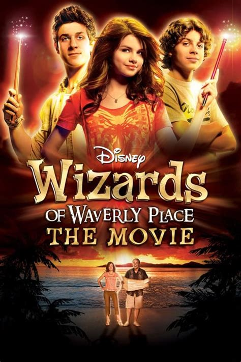 Wizards of Waverly Place: The Movie (2009) — The Movie