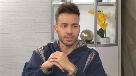Prince Royce on Future Baby Plans With Wife Emeraude