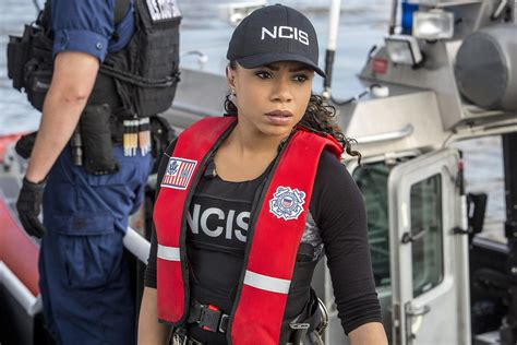 Shalita Grant Announces Exit from NCIS: New Orleans | TV Guide