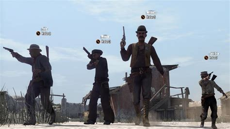 Red Dead Redemption will have co-op multiplayer - Gaming Nexus