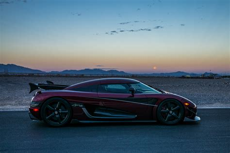 Koenigsegg Agera RS Become The World's Fastest Top Speed