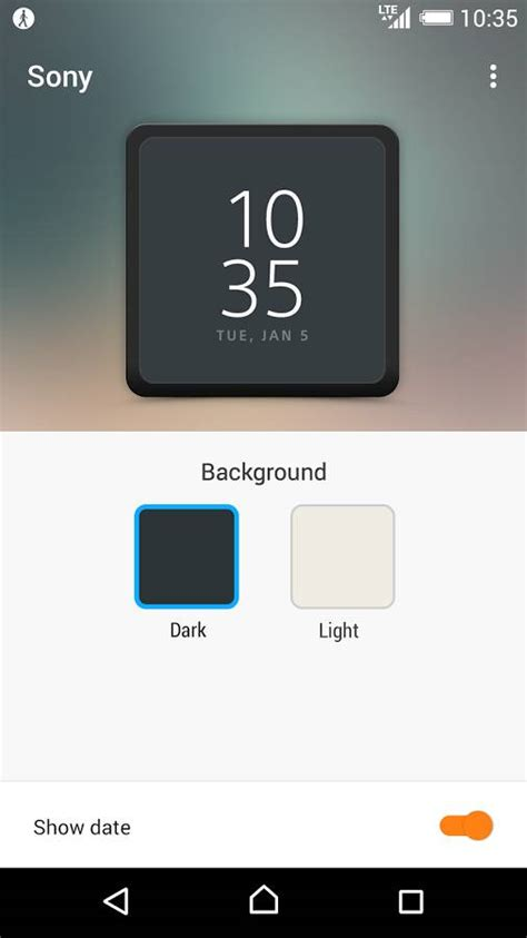 Sony Launches 'Watch Faces For Smartwatch 3' App