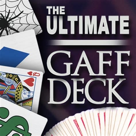 The Ultimate Bicycle Gaff Deck Kit + Packet Killer