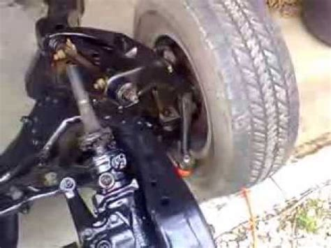 S10 Chassis swap for 51 Chevy Truck: Belltech 2 inch Drop