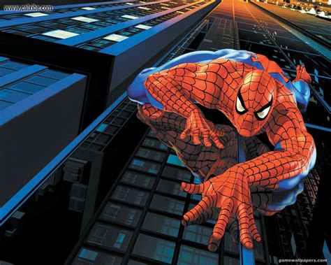 Games: Wallpaper Spiderman, picture nr
