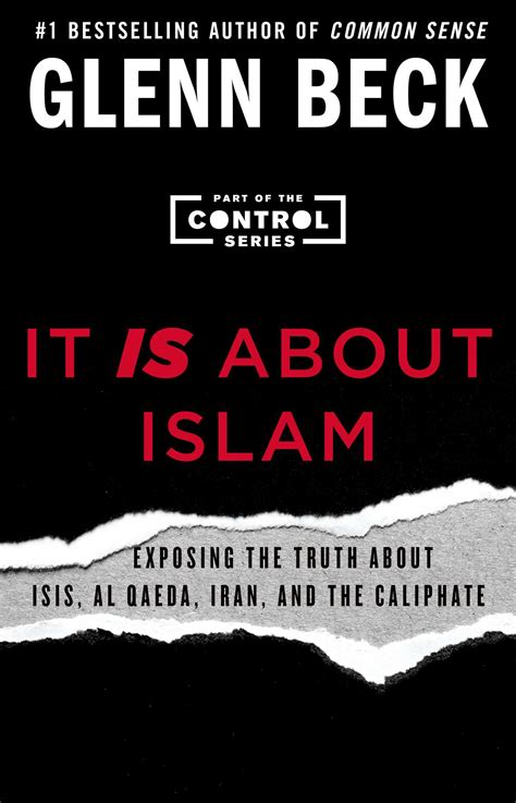 It IS About Islam | Book by Glenn Beck | Official