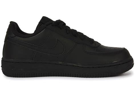 Nike Air Force 1 Enfant Noire - Chaussures Chaussures