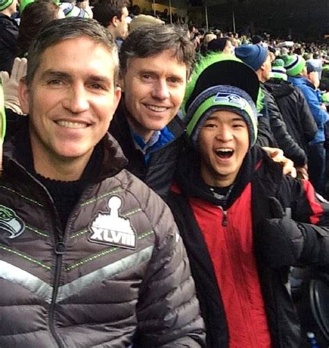 Jim Caviezel's challenge to 12s: Now is the time when